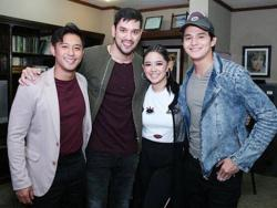 IN PHOTOS: Mikee Quintos celebrates birthday with a concert