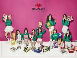 "Update: MOMOLAND Previews New Mini Album ""Great!"" With Group Teaser Photos"