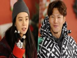 "Song Ji Hyo And Kim Jong Kook Respond To Dating Rumors On ""Running Man"""